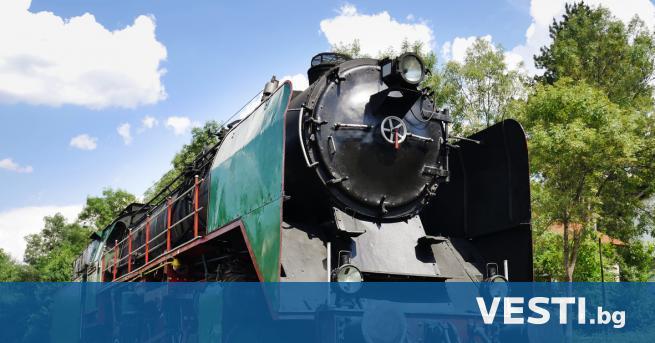 Б ДЖ ще организира пътуване с парен локомотив от Горна