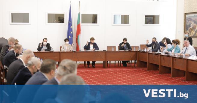 15 на 7 гласа парламентарната правна комисия отхвърли ветото на