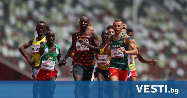 Х ристиян Стоянов донесе втория медал за България от Параолимпийските