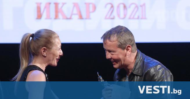 С ъюзът на артистите в България раздаде годишните си награди