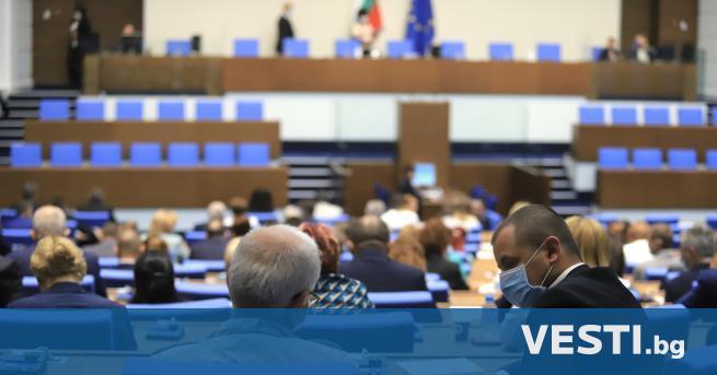 лед два дни дебати депутатите приеха окончателно на второ четене