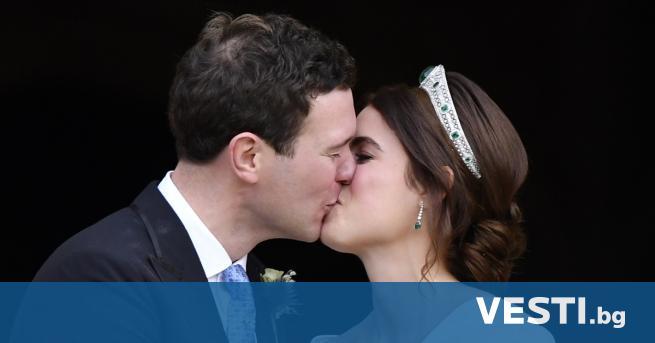 ританската принцеса Юджини и съпругът ѝ Джак Бруксбанк очакват първото
