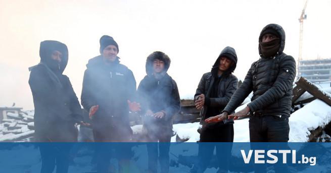 ве групи нелегално пребиваващи чужденци са задържани на 19 септември