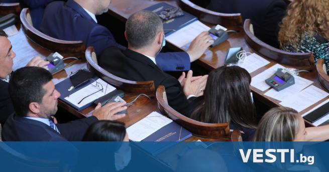 Д епутатите решиха парламентът да има 22 постоянни комисии. Народните