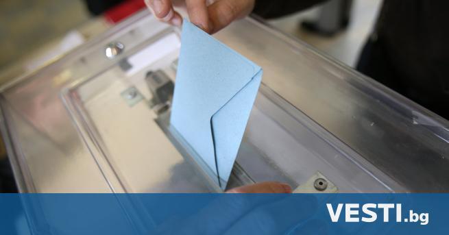 Н а старта на предизборната кампания коалицията ГЕРБ-СДС получава подкрепа
