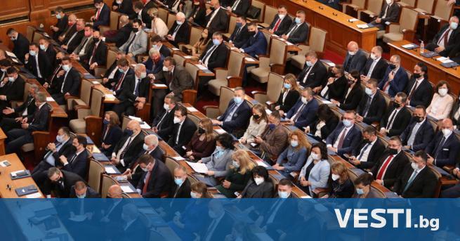 Д епутатите създадоха специална комисия, която да провери предишното управление.214
