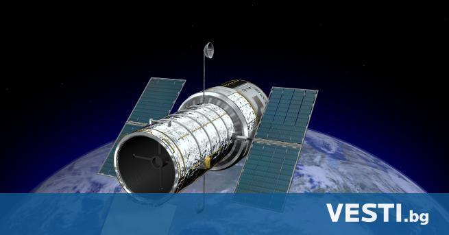 Н АСА изпитва трудности да поправи компютърен проблем в телескопа