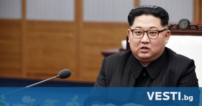 С евернокорейският лидер Ким Чен-ун заяви, че продоволствената ситуация в