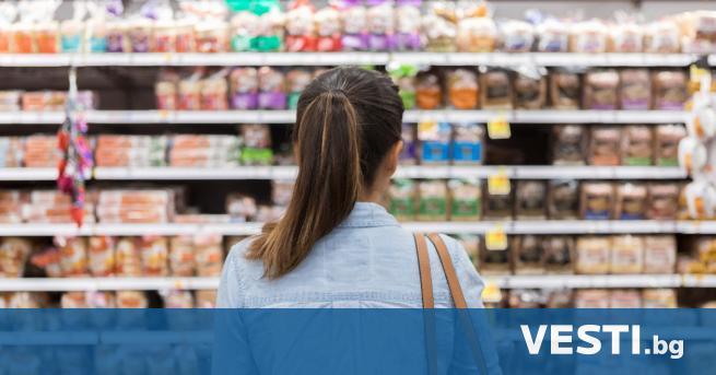 ългария е една от страните с най-много разходи за храна