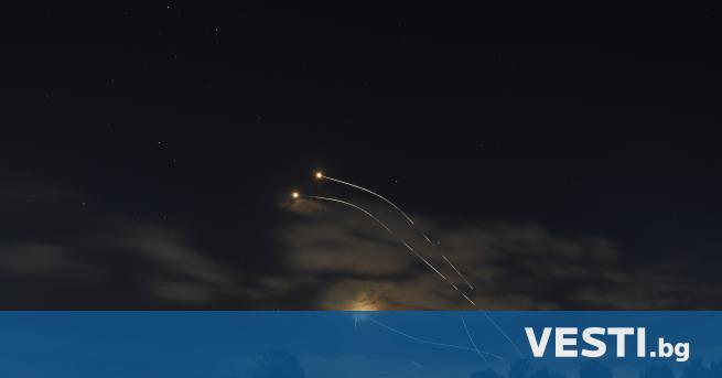 Т ри ракети са били изстреляни днес от Ливан към