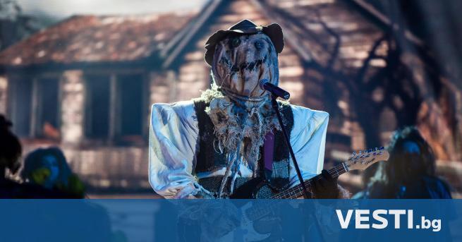 """еветата паднала маска във втори сезон на """"Маскираният певец"""" е"""