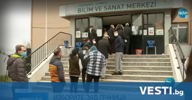 О пашки се извиха пред изборните секции в Турция още