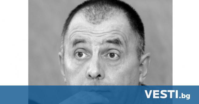 П оследно сбогом с журналиста Георги Коритаров. Днес всички негови