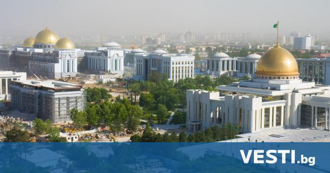 С толицата на Туркменистан Ашхабад е обявена за най-скъпия град
