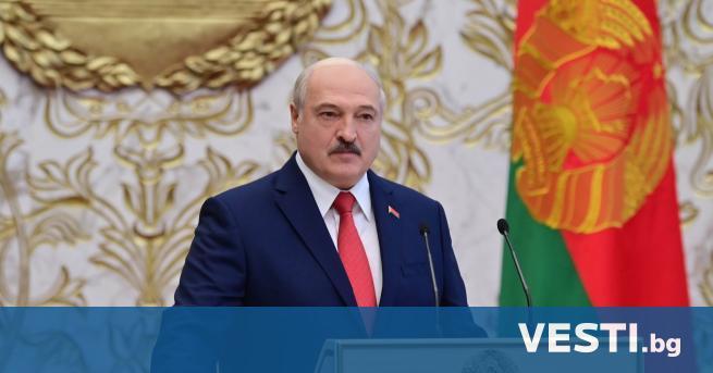 резидентът на Беларус Александър Лукашенко положи тайно клетва за шести