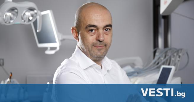 Д -р Бранимир Кирилов, един от водещите имплантолози и орални