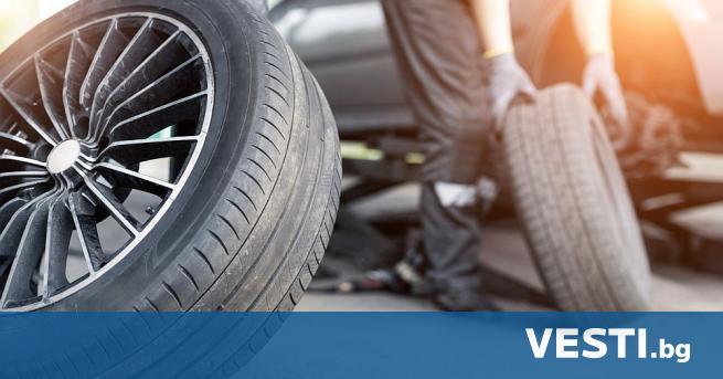 Д есетки автомобили на улици в София са с надупчени
