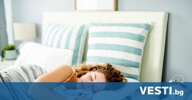 обрият сън е от решаващо значение за цялостното здраве на