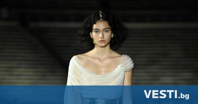 Е дин от най-успешните български модели в чужбинаБелослава Хиноваотново излезе