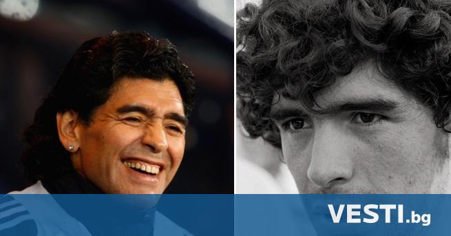 ветовната футболна легенда Диего Марадона внезапно почина днес, съобщават медиите