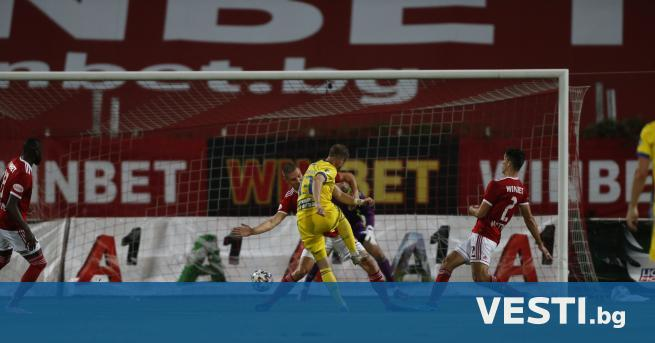 СКА се класира за третия квалификационен кръг на Лига Европа,