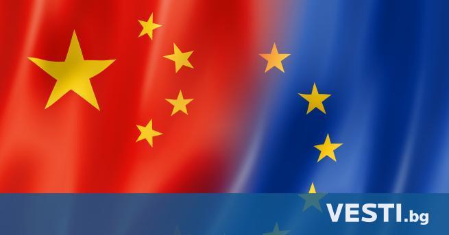 идерите на Европейския съюз и китайският президент Си Цзинпин одобриха