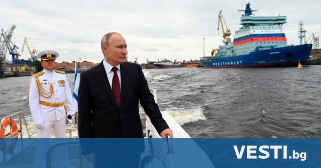 """""""Русия непрекъснато и успешно усъвършенства въоръжението на Военноморския си флот"""