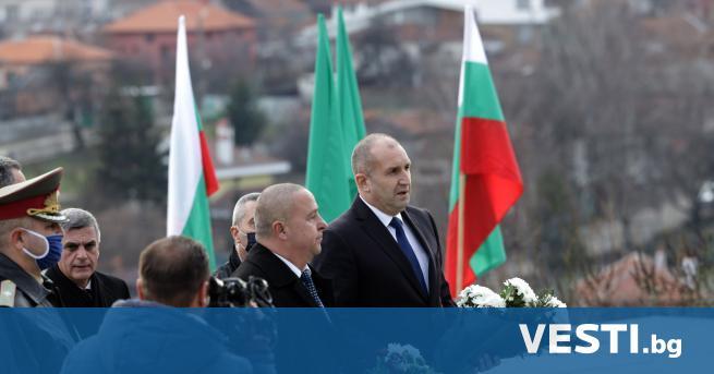 резидентът РуменРадевобсъди в Калофер готовността за провеждане на предстоящите парламентарни