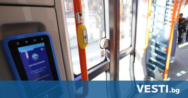 асилени проверки в обществения транспорт в София за редовността на