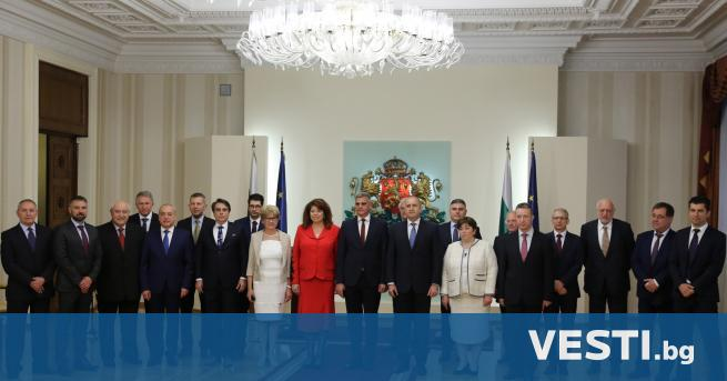 С лужебното правителство, назначено вчера от президента Румен Радев, се