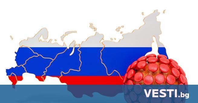 мъртността от ковид-19 в Русия през ноември варира в зависимост