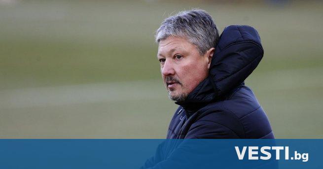 Ц СКА обяви официално, че новият старши треньор на отбора
