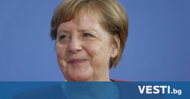 Н а германската канцлерка Ангела Меркел неотдавна бе поставена втората