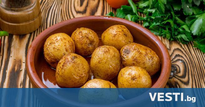 денето на картофи увеличава риска от високо кръвно налягане, пише