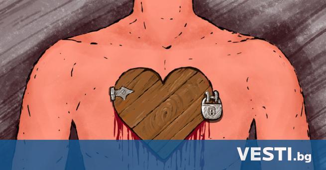С илният стрес може да предизвика синдром на разбитото сърце,