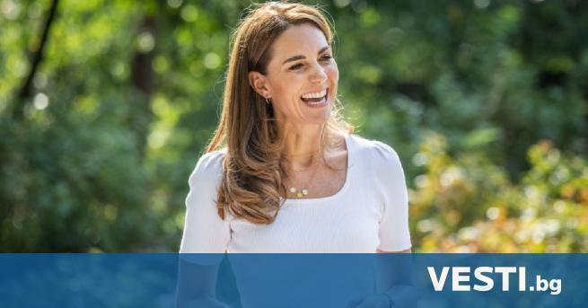 Херцогинята на Кеймбридж Катрин сподели, че няма търпение да види