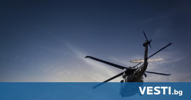 роцедурата по закупуване на медицински хеликоптер, оборудван с необходимата медицинска