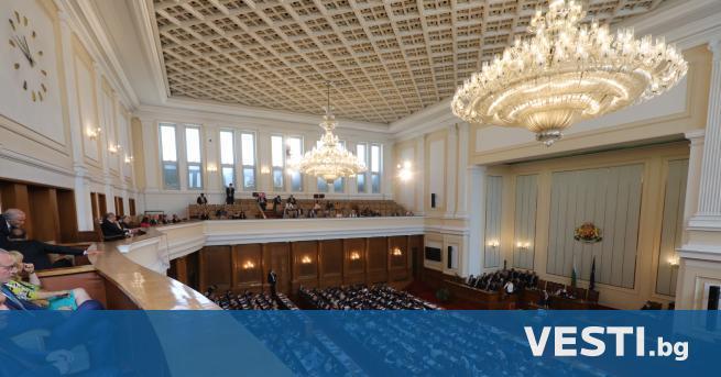 П олитическите сили в 46-ото Народно събрание одобряват предсрочните парламентарни