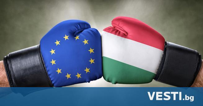 Н овият унгарски закон, забраняващ демонстрирането и насърчаването на хомосексуализма
