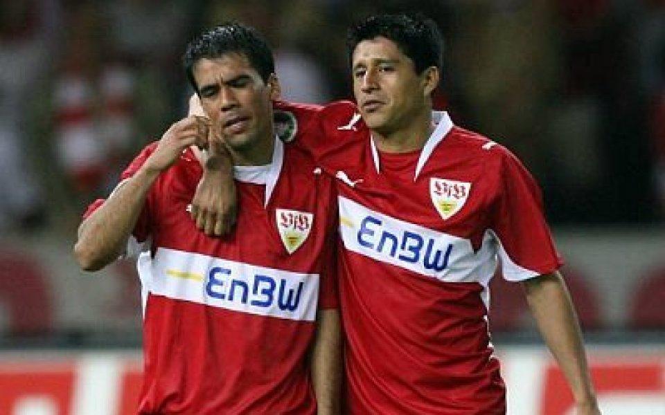 Пардо и Осорио се завръщат в Щутгарт
