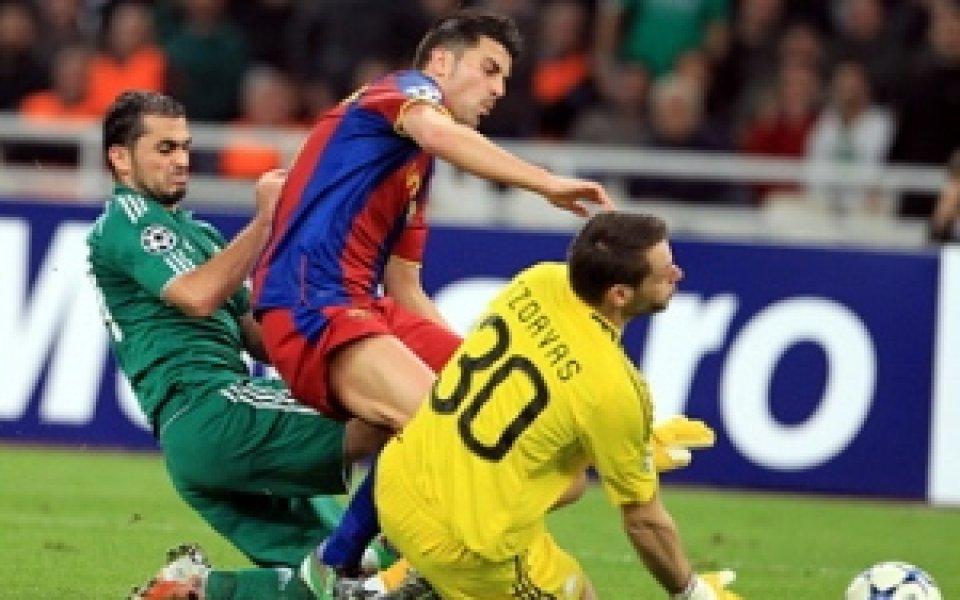 Палермо взе гръцки вратар