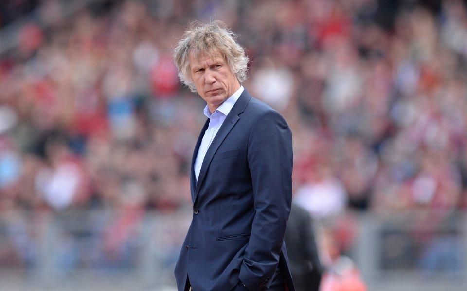 Треньорът на Нюрнберг Веербек е уволнен