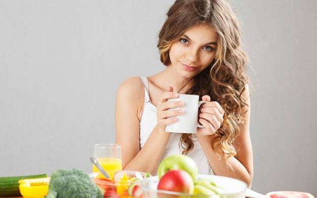 диета отслабване хранене жена