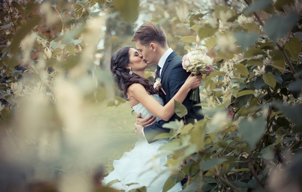 сватба брак любов
