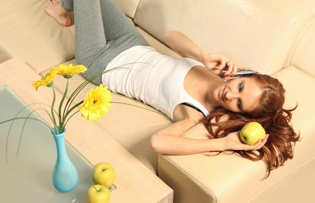 диван жена почивка