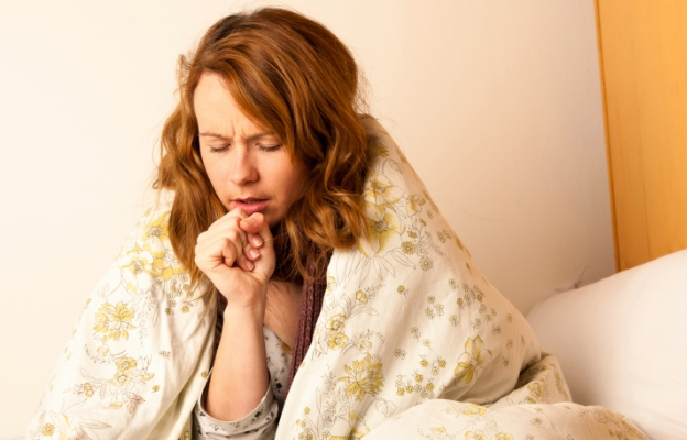 кашлица настинка болест