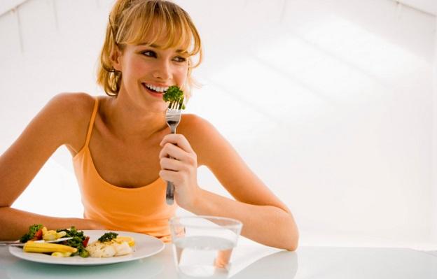 диета храна жена