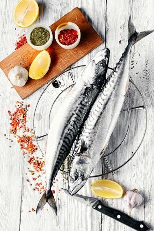 риба подправки