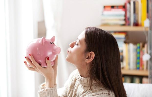 спестяване пари