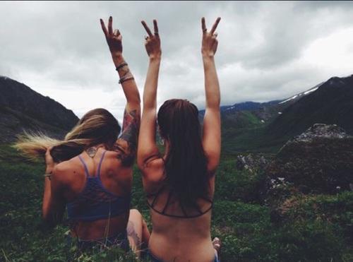 щастие приятелство сестри